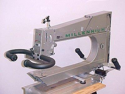 Quilts In The Attic Millennium Longarm Quilting Machine