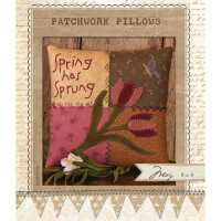Patchwork Pillow May - Product Image