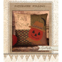 Patchwork Pillow September - Product Image