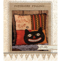 Patchwork Pillow October - Product Image