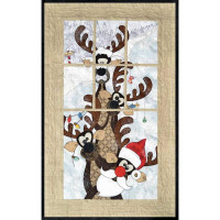 Reindeer Games Pattern & Accessories Pack - Product Image