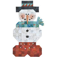 Roly Poly Snowman Pattern & Accessories Pack - Product Image