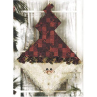 Nine Patch Santa Pattern & Accessories Pack - Product Image