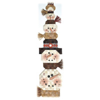 S'More Snowmen Pattern & Accessories Pack - Product Image