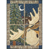 Northwood Moose Pattern & Accessories Pack - Product Image
