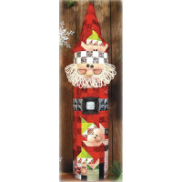 Santa & Elves Post Pattern & Accessories Pack - Product Image