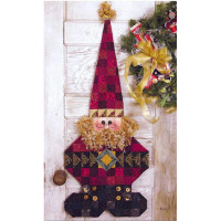 Roly Poly Santa Complete Kit - Product Image