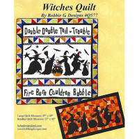 Witches Quilt - Product Image