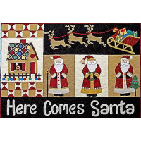 Here ComesSanta - Product Image