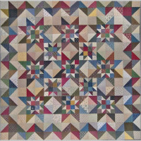 Glory Bound Quilt Kit - Product Image