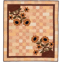 On A Prairie Corner Quilt Kit - Product Image
