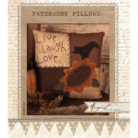 Patchwork Pillow August - Product Image