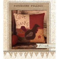 Patchwork Pillow November - Product Image