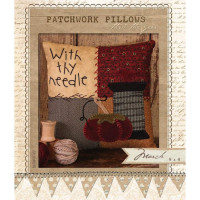Patchwork Pillow March - Product Image