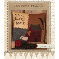 Patchwork Pillow June - Product Image