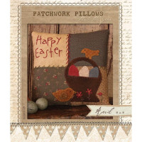 Patchwork Pillow April - Product Image