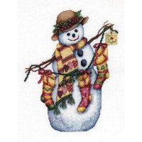 Mrs. SnowWoman - Product Image